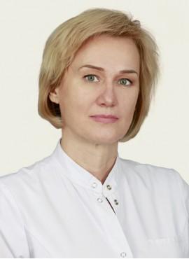 Свинцова Марина Владимировна